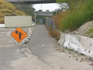 Qualcomm Bike Path